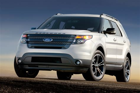 Ford Explorer Redesign by 2017 Ford Explorer Interior Redesign Carstuneup