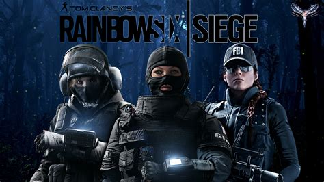 http siege un petit fond d 39 ecran pour les fans de rainbow six siege