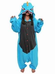 Warmes Halloween Kostüm : cozysuit seemonster kigurumi kost m monsterkost m onesie ~ Lizthompson.info Haus und Dekorationen