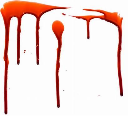 Blood Drip Transparent Dripping Background Splatter Icon