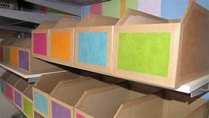 Fabriquer Un Personnage En Carton : fabriquer un casier de rangement en carton ~ Zukunftsfamilie.com Idées de Décoration