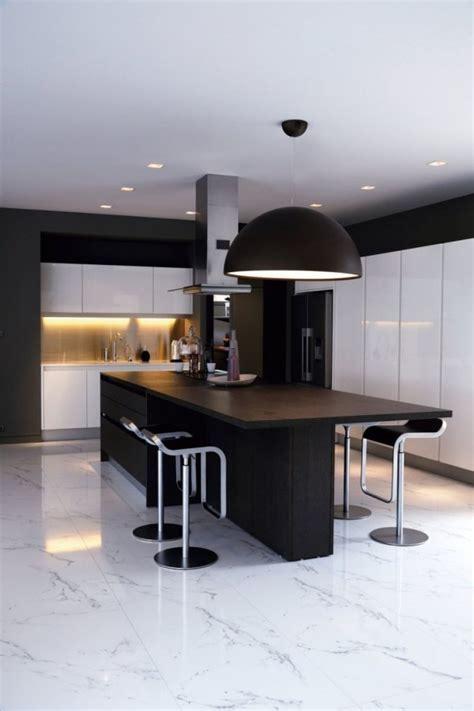 cuisine contemporaine avec ilot central 45 cuisines modernes et contemporaines avec accessoires