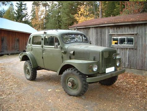 jeep volvo volvo sugga the swedish jeep dieselpunk cars and