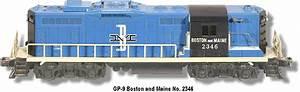 Lionel Trains 2346 Diesel