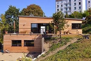 Maison Avec Sous Sol Sur Terrain En Pente : 3a architecte constructions neuves ~ Melissatoandfro.com Idées de Décoration