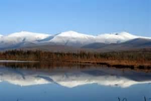 New Hampshire White Mountains Presidential Range