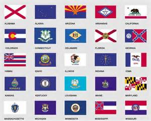 American State Flags