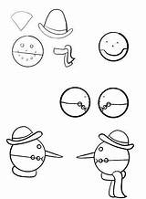 Puppet Coloring Clothes Sheets Uploaded sketch template