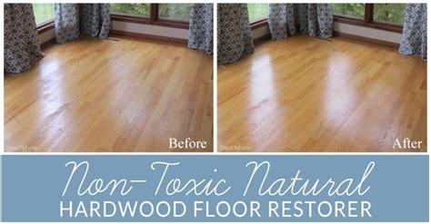 toxic  natural restorer  hardwood floors bren