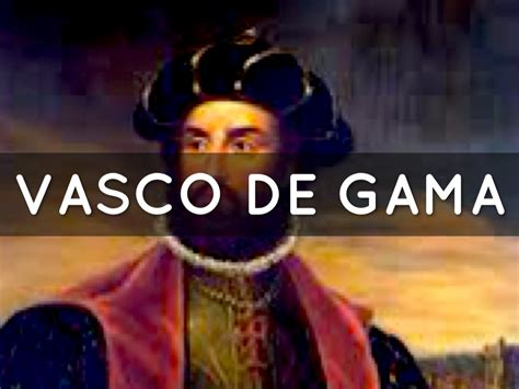 Vasco Gama by Vasco De Gama By Mrs Mckinnon