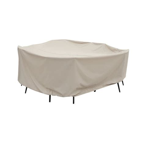 treasure garden small oval rectangle table with chairs