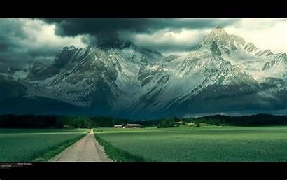 Mountain Desktop Wallpapers Ghost