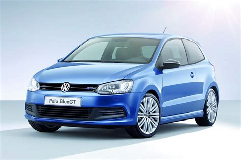 volkswagen polo new volkswagen polo blue gt pictures and details