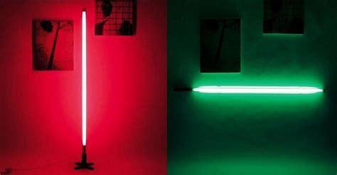 Seletti Fluobar fluorescent neon lamp.   Design Is This