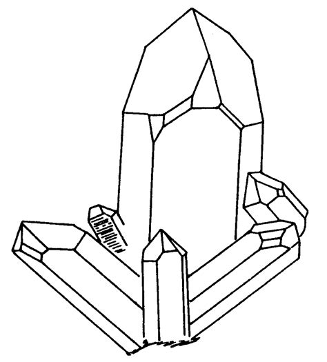 quartz cystal diagram google search  arm