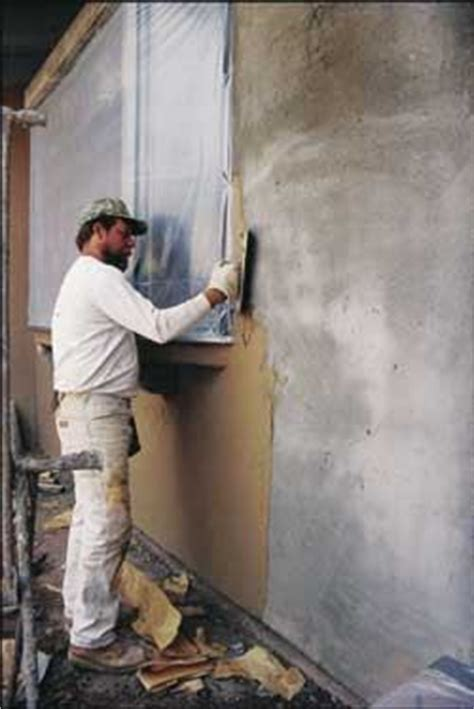 stucco flashing details jlc  caulks adhesives