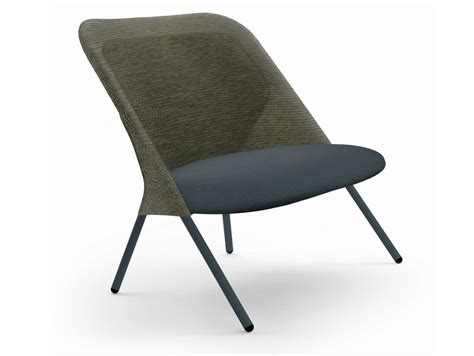 upholstered easy chair shift lounge chair by moooi design