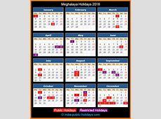 Meghalaya Holidays 2018