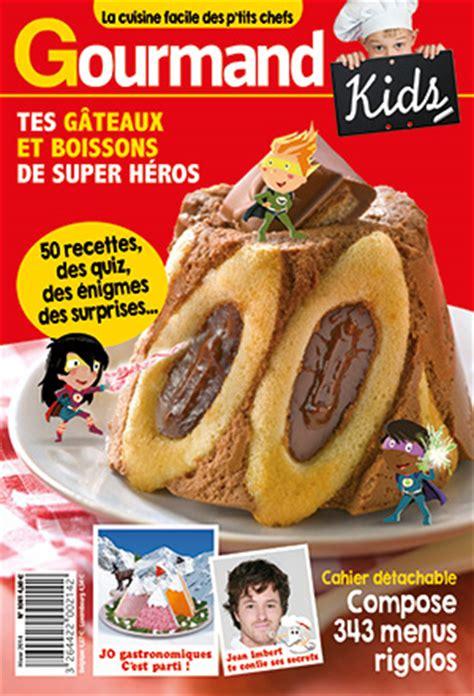 gourmand magazine cuisine sondage quels sont les plats et desserts préférés de vos