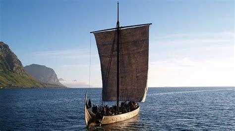 Unique Opportunity Summer Job As Viking Ship Høvedsmann
