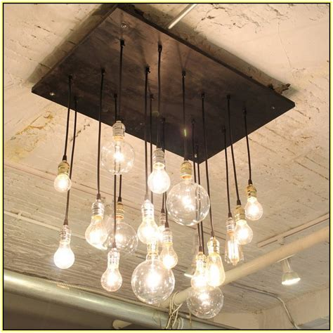 Diy Edison Chandelier by Edison Light Chandelier Diy Chandelier 14259 Home
