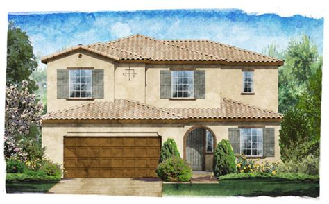 Standard Pacific Homes At Windwood Brings New