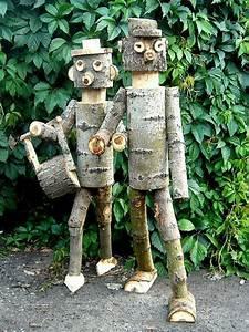 Holzsterne Aus Baumscheiben : die besten 25 holzfiguren ideen auf pinterest holzwurm holzsterne und baumscheiben deko ~ Yasmunasinghe.com Haus und Dekorationen