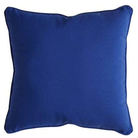 Pier One Black Throw Pillows by Cabana Pillow Cobalt Pier 1 Imports