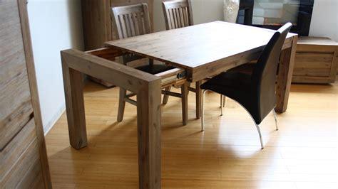 table et chaises de salle à manger emejing table de salle a manger moderne bois pictures