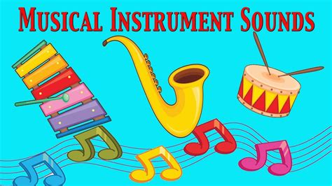 musical instruments sounds for part 2 learn 388 | maxresdefault