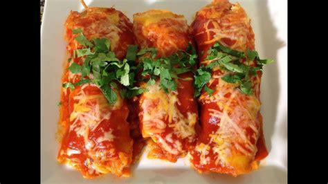 chicken enchilada recipe    chicken enchiladas