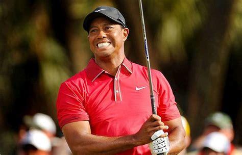 Tiger Woods Fist Pump