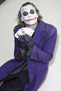 The Joker 1989 2017 Jack Nicholson Mark Hamill Heath