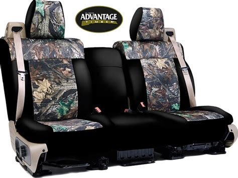 Coverking Realtree Camouflage Neosupreme Seat Covers Car