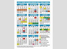 School Calendar 2017 Broward – 2018 Calendar Template