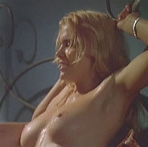 Hudson Leick Nude Boobs In Something About Sex Movie