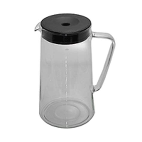 Coffee replacement 2 quart iced tea maker pitchers tp1. 1800Parts.com - Mr. Coffee - - Mr. Coffee BVST-TP23 Replacement Pitcher