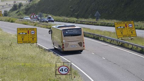 Dover TAP permanent 40mph limit ends on A20 between Dover ...