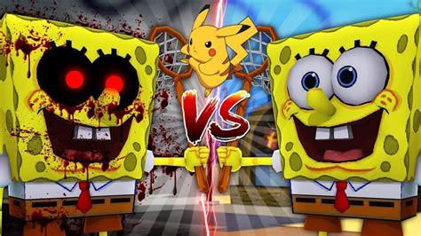 Spongebob.exe Plots The Demise Of The Pokemon