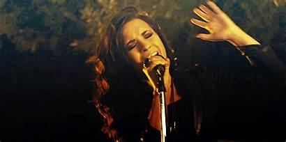 Gifs Sing Singing Singer Demi Lovato Song