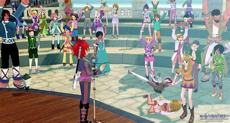 mabinogi screenshots game mmo