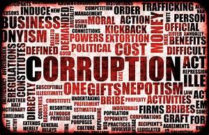 bribery and corruption essay