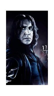 Free Desktop Wallpaper: Severus Snape Wallpaper