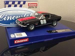 Carrera Ford Gt : carrera d132 30792 ford mustang gt 66 slot car ~ Jslefanu.com Haus und Dekorationen