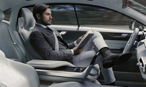fold away read while you drive volvo concept 26 is the autonomous