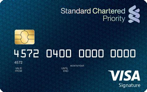 Apply for visa signature credit card. Standard Chartered Bank Visa Signature Credit Card | Smart Kompare