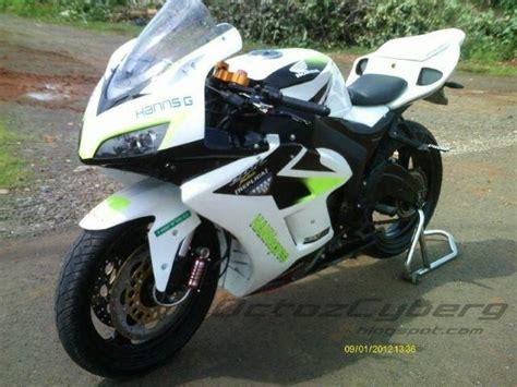 Modip Motor Honda Bicd by Modifikasi Total Honda Tiger Revo Jadi Fairing Habis