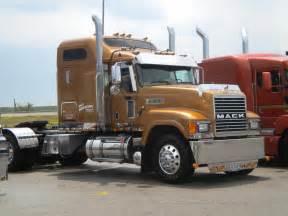 Mack Rawhide Truck