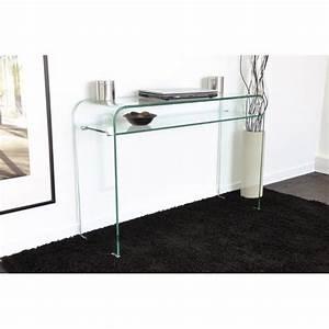 Console Verre Fly : table rabattable cuisine paris table console fly ~ Teatrodelosmanantiales.com Idées de Décoration