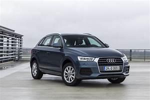 Audi Q3 Restylé : audi q3 restyl il peaufine ses arguments photo 23 l 39 argus ~ Medecine-chirurgie-esthetiques.com Avis de Voitures